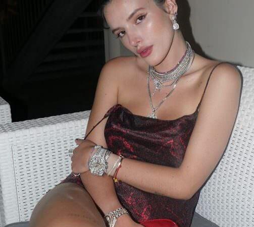 Белла Торн откровенные фото 18+ без цензуры