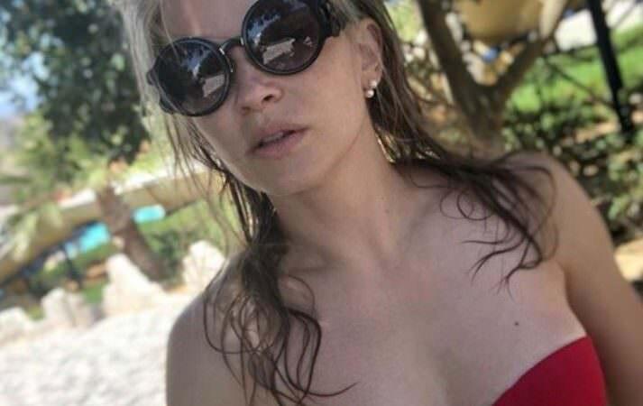 Юлия Пересильд  откровенные фото 18+ слив без цензуры