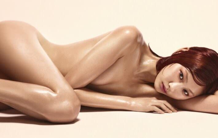 Эротичная голая Чон Хо Ён/HoYeon Jung слила откровенные фото 18+ без цензуры