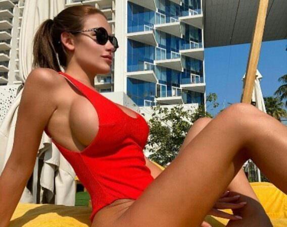 Эротичная голая Мария Мартская слила откровенные фото 18+ без цензуры